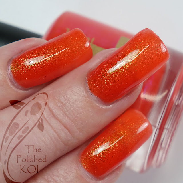 Bee's Knees Lacquer - Monarch Butterfly Wing