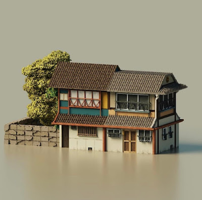 Voxel Art of the Month - May