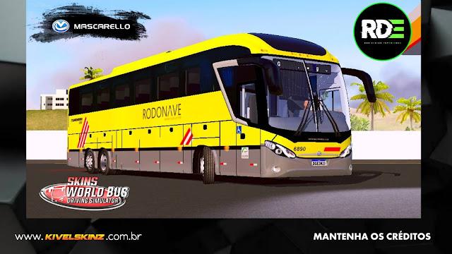 MASCARELLO ROMA R8 - VIAÇÃO ITAPEMIRIM RODONAVE