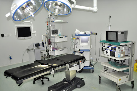 ruang tindakan operasi