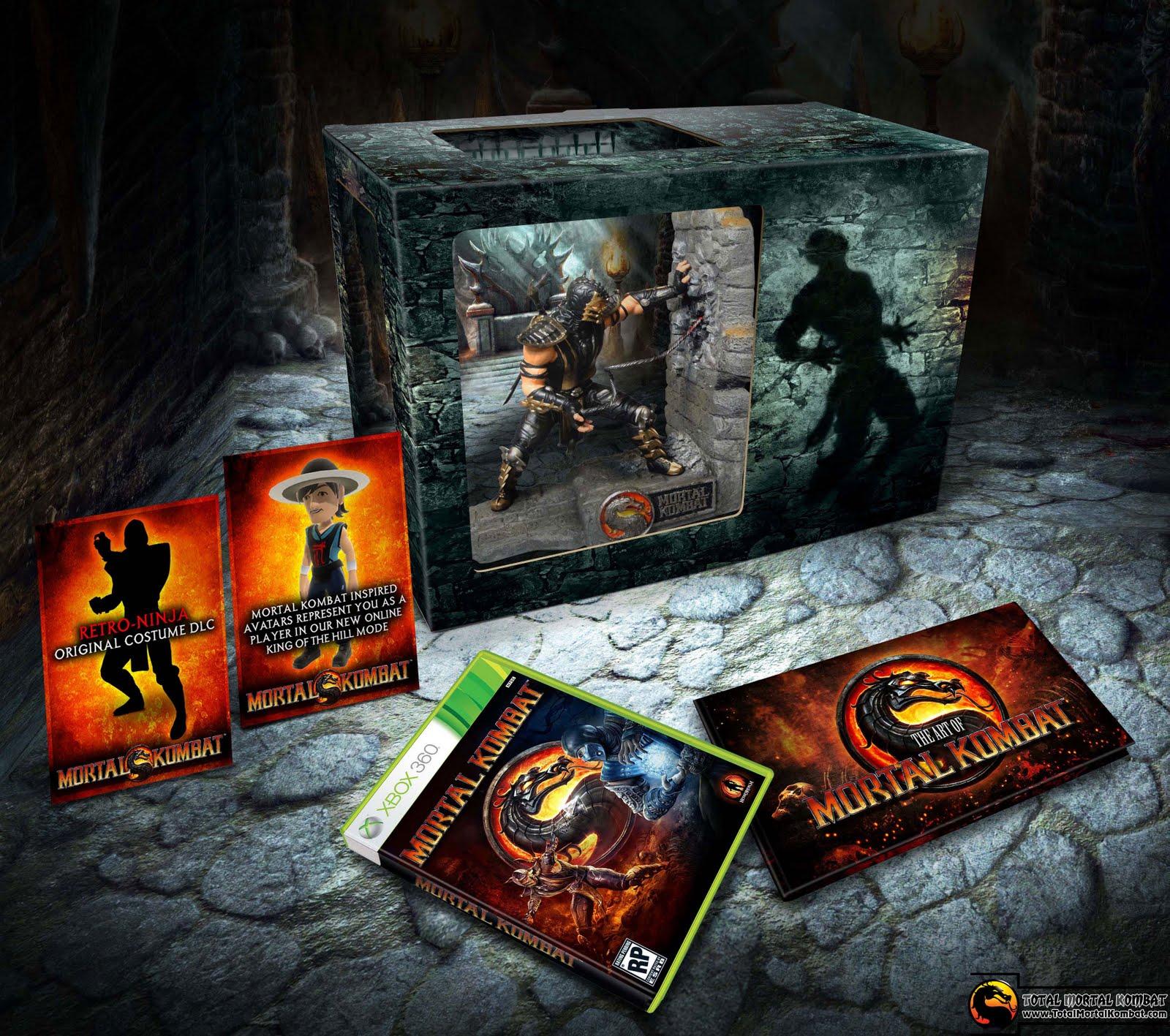 Mi Subida] Mortal Kombat 9 DLC [MF] - Gamers Legend [+    en