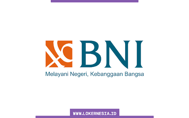 Lowongan Kerja BNI Padang & Bandung November 2020