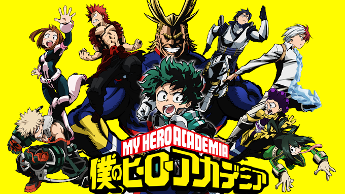 My Hero Academia estará disponible en Netflix España