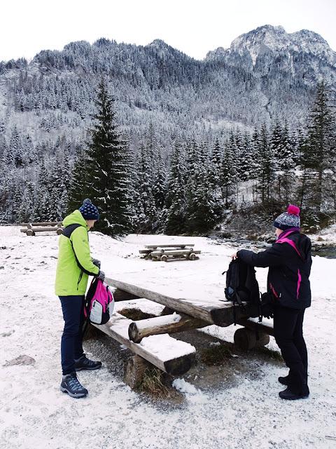 Tatry zimą - przygotowania
