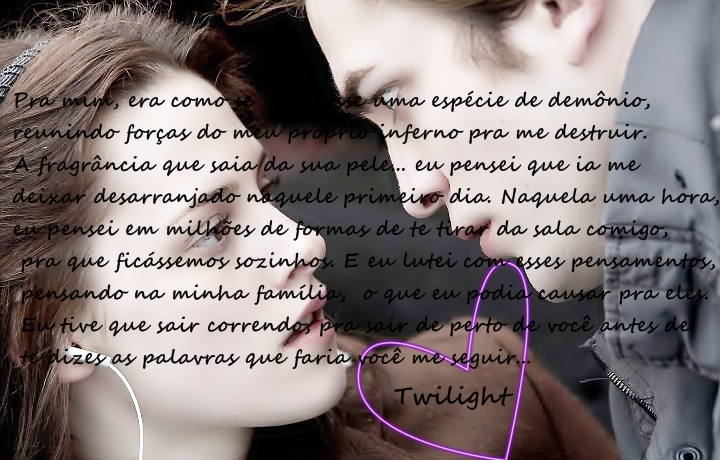Fco Twilight Frases Crepusculo: FCO Twilight: Frases Crepusculo