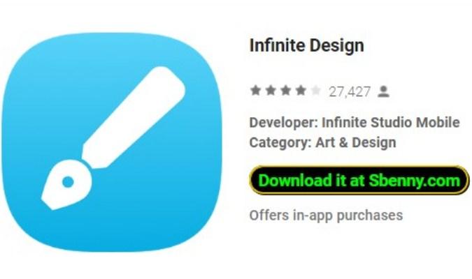 Aplikasi Vektor - Infinite Design