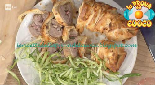Prova del cuoco - Ingredienti e procedimento della ricetta Cosciotto di agnello ripieno in crosta di Anna Moroni