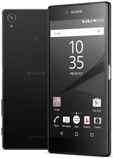 Download Firmware Sony Xperia Z5 Premium Dual E6833 - Nougat - 7.1.1