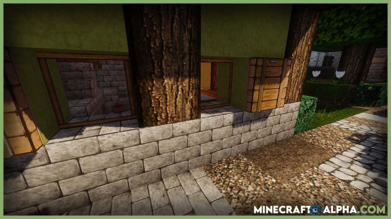 Minecraft MeinKraft Resource Pack 1.17/1.16.5