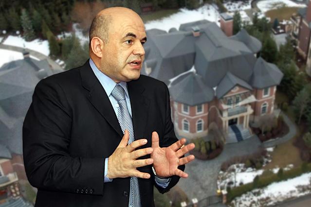 Скрытая недвижимость премьер-министра М. Мишустина, согласно расследованиям «Фонда борьбы с коррупцией»