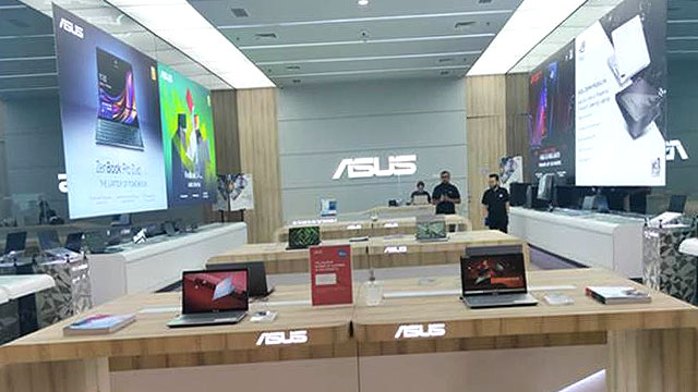 ASUS Exclusive Store Mall of Indonesia