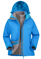 mtn wREHOUSE ALL WEATHER JACKET