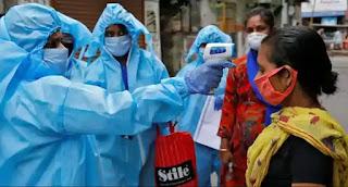 देश में पिछले 24 घंटों में 24492 नए केस दर्ज, 3 करोड़ 29 लाख से ज्यादा को लगी वैक्सीन की डोज