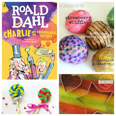 roald dahl day charlie and the chocolate factory crafts