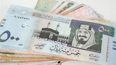سعر الريال السعودى اليوم الجمعة 29-7-2016 فى السوق السوداء والبنوك