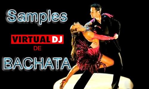 samples para virtual dj bachata