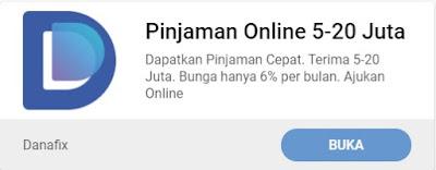 Aplikasi Danafix APK