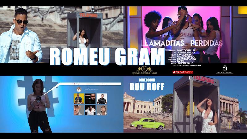 Romeu Gram - ¨Llamaditas perdidas¨ - Videoclip - Director: Rou Roff. Portal Del Vídeo Clip Cubano