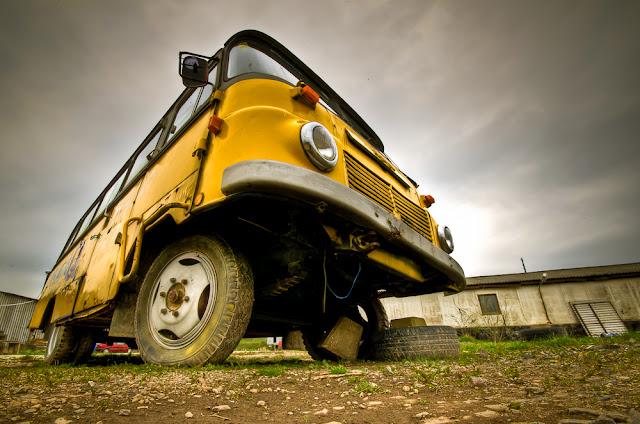Robur DDR Bus
