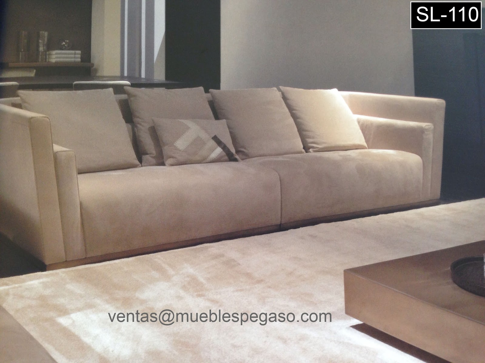 Muebles pegaso muebles de salas comedores dormitorios - Disenos de muebles para sala ...
