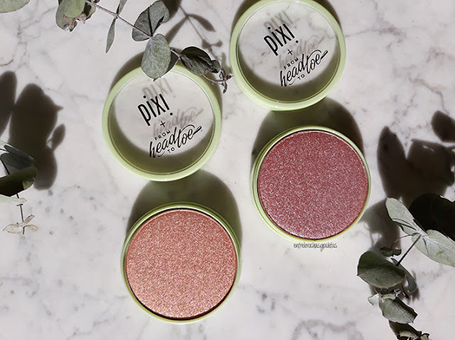 glowy powder pretties collection