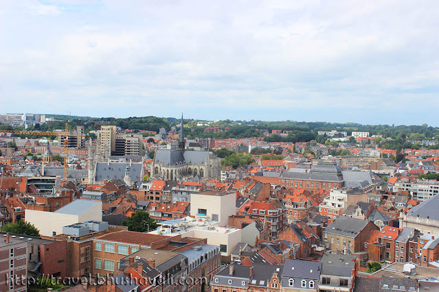 Leuven one day itinerary