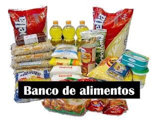 Missões e evangelismo doação de alimentos