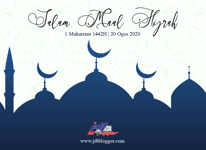 Salam Maal Hijrah 1442H
