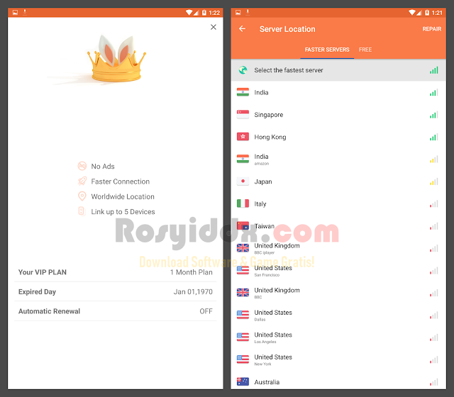 Download Turbo VPN VIP Pro APK Versi Terbaru