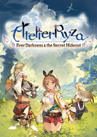 โหลดเกมส์ Atelier Ryza: Ever Darkness & the Secret Hideout