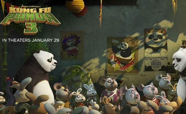 Film Animasi Kungfu Panda 3