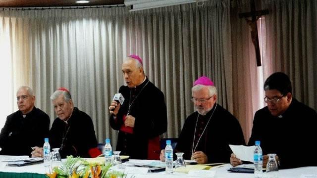Conferencia Episcopal exige al Gobierno respetar la protesta pacífica (Comunicado)