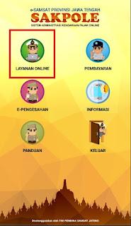 Cara Membayar Pajak Kendaraan Online (e-SAMSAT Provinsi Jawa Tengah)