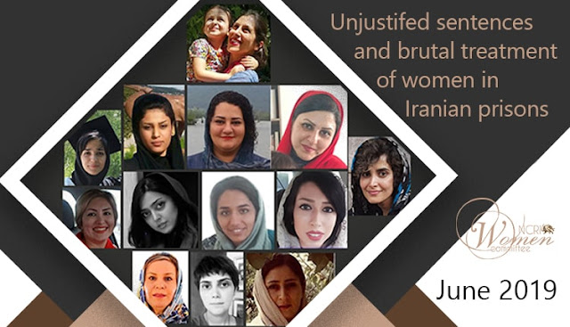 Unjustified sentences and brutal treatment of women in Iranian prisons