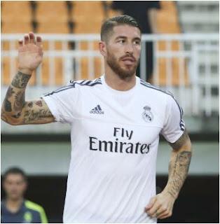 """"""" سيرجيو راموس """" يسعى لمغادرة ريال مدريد"""