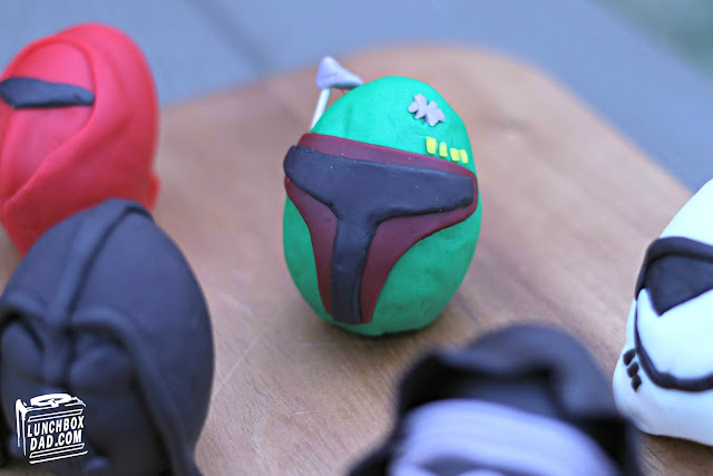 How to Make Edible Star Wars Easter Eggs