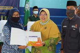 Lazismu Kota Magelang Tasyarufkan Rp. 71.985.000 Pada Milad Muhammdiyah