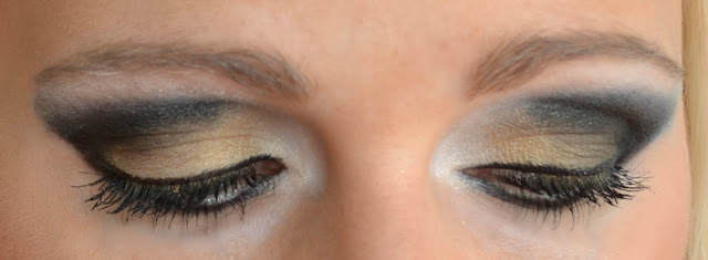 eye makeup look, eotd