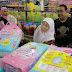 #PRKPermatangPauh : Wan Azizah Pi Shopping, Buat Pemantauan GST...