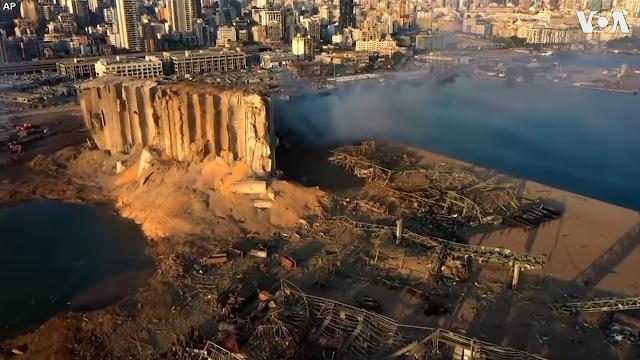 Letupan Besar Di Beirut Berpunca Daripada Ammonium Nitrat. Apa Kandungannya?