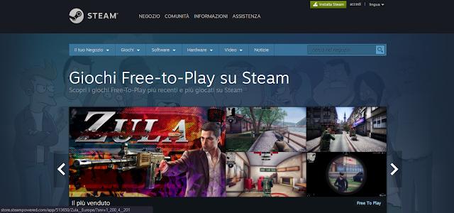 STEAM GAMES FREE