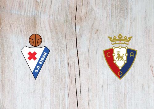 Eibar vs Osasuna -Highlights 18 October 2020