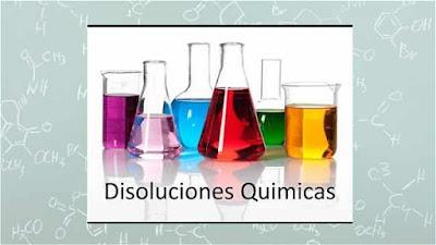 ✎  Soluciones Químicas :  Tipos , componentes y Conceptos Básicos