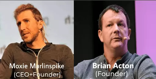 Signal Foundation Founders