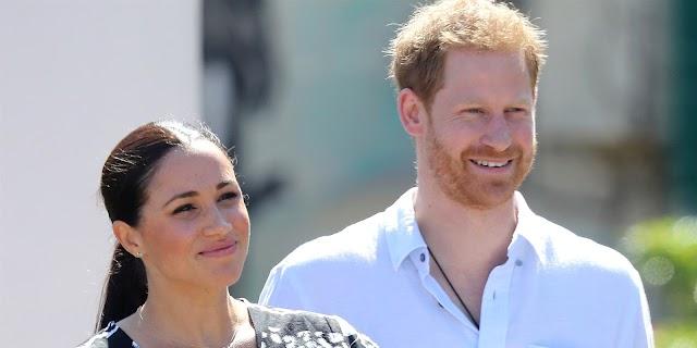 الأمير هاري وزوجته ميجان يعلنان عن المشروع الأول مع Netflix