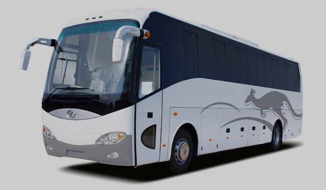 Hire Luxury Bus For Wedding