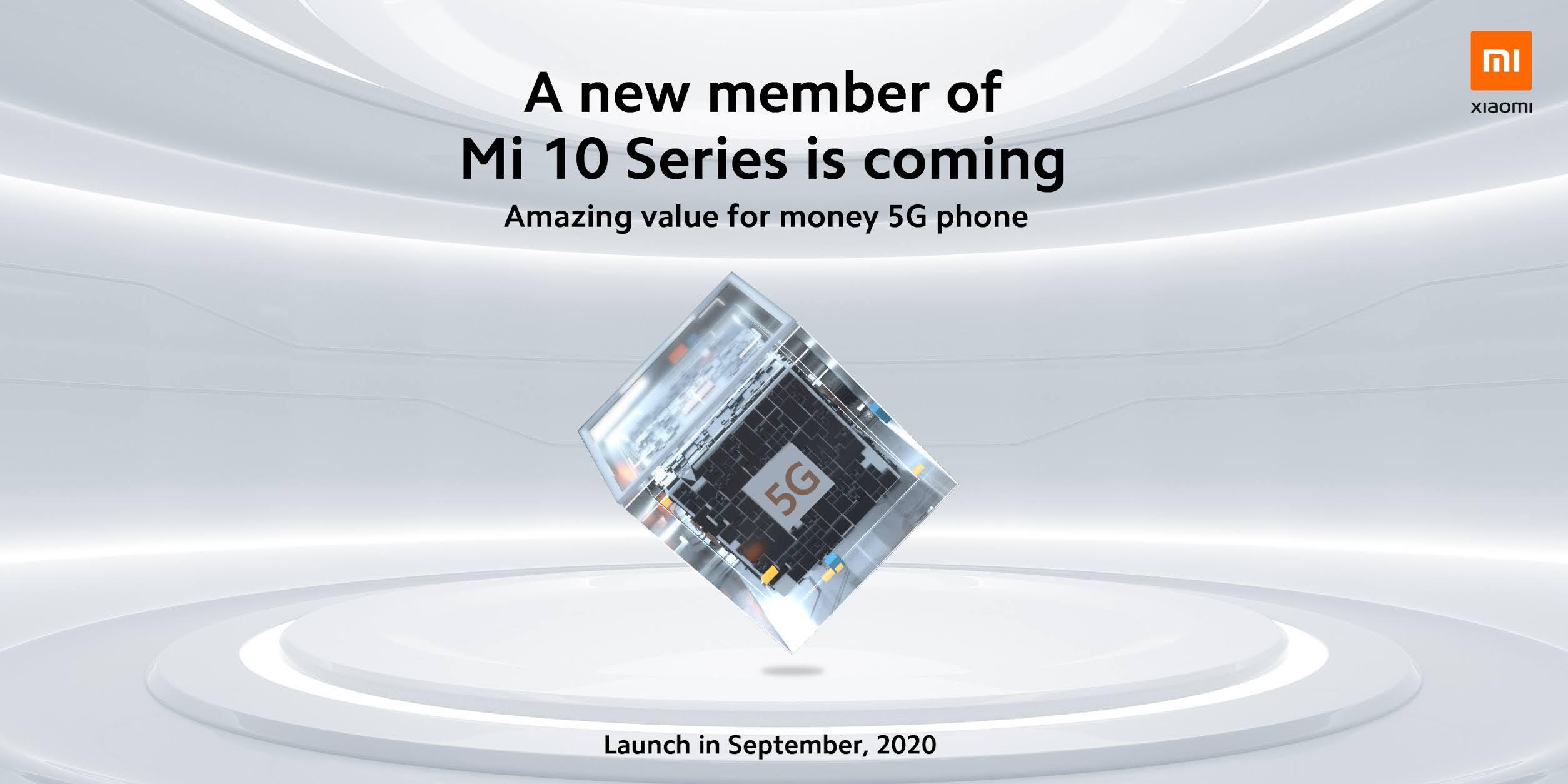 Xiaomi Mi 10: in arrivo nuovo modello 5G a 200 euro