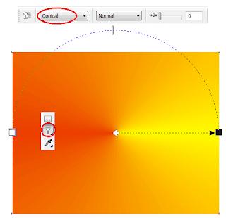 Fungsi dan Cara Menggunakan Interactive Transparency Tool pada CorelDRAW