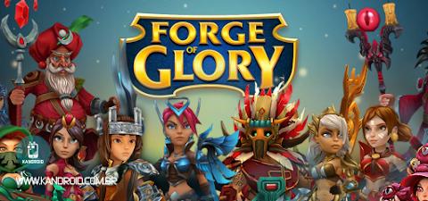 Forge of Glory v1.5.4 Apk Mod