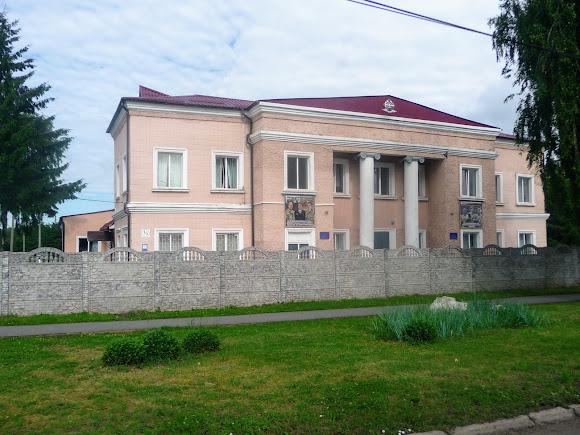 Конотоп. Адміністративна будівля